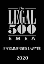 emea recommended lawyer 2020