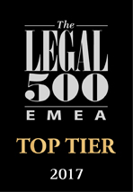 emea top tier firms 2017